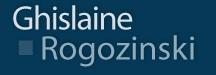 Ghislaine Rogozinski Logo